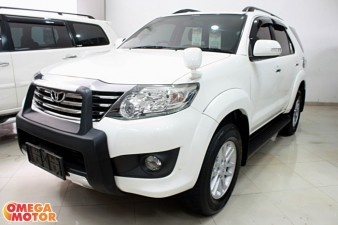 mobil bekas T GRAND FORTUNER 2.7 G LUX AT (KM 41.000)