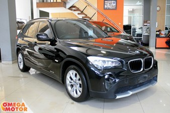 mobil bekas BMW X1 S-DRIVE 2.0 EXECUTIVE AT (KM 37.000)