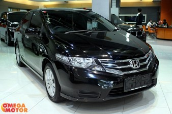 mobil bekas H. ALL NEW CITY S 1.5 MT (KM 19.000)