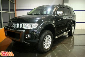 mobil bekas MITS. PAJERO S. EXCEED 2.5 AT (KM 29.000)