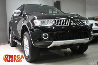 mobil bekas MITS PAJERO S EXCEED 2.5 AT KM 37.000
