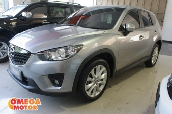 mobil bekas MAZDA CX5 2.0 GRAND TOURING R 19 SKYACTIVE SUNROOF AT