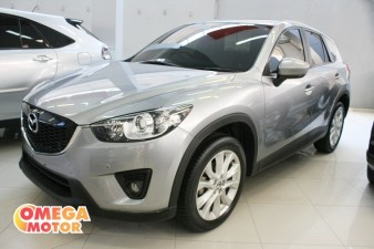 mobil bekas MAZDA CX5 2.0 GRAND TOURING R19 SKYACTIVE SUNROOF AT