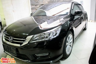 mobil bekas H. ALL NEW ACCORD 2.4 VTIL AT NEW MODEL (KM 19.000)