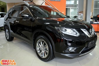 mobil bekas N. ALL NEW X-TRAIL 2.5 AT (KM 4.000)