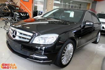 mobil bekas MERCEDES BENZ C300 AVANTGARDE, MEMORY SEAT, DOUBLE MUFFLER AT