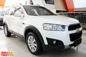 mobil bekas NEW CHEV. CAPTIVA 2.4L SPORT FACELIFT AT (EX