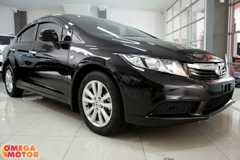 mobil bekas H. ALL NEW CIVIC 1.8 AT (KM 5.000)