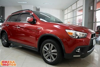mobil bekas MITS. OUTLANDER SPORT PX 2.0 LIMITED AT (KM 33.000)