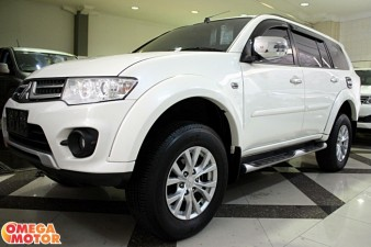 mobil bekas MITS. PAJERO 2.5 S. EXCEED AT (KM 17.000)
