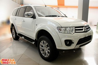 mobil bekas MITS. PAJERO SPORT S. EXCEED 2.5 AT NEW MODEL (KM 36.000)