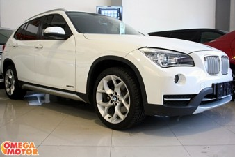 mobil bekas BMW X1 S-DRIVE EXECUTIVE 2.0 AT (KM 12.000)