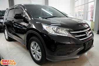 Omega Mobil H. ALL NEW CRV 2.0 MT (KM 16.000)