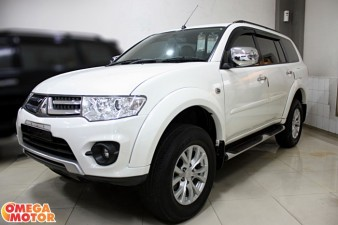 mobil bekas MITS. PAJERO SPORT S. EXCEED 2.5 AT NEW MODEL (KM 33.000)