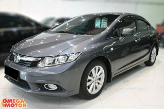 mobil bekas H. ALL NEW CIVIC 1.8 AT (KM 22.000)