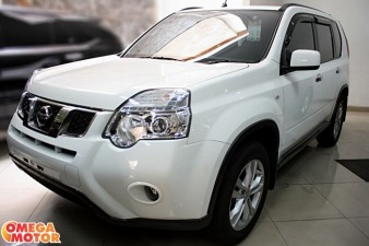 mobil bekas N. ALL NEW X-TRAIL 2.0 URBAN STYLE MT (KM 19.000)