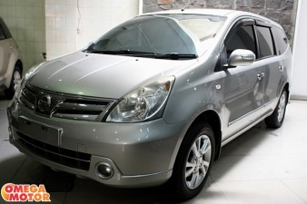 mobil bekas N. GRAND LIVINA XV ULTIMATE JOK KULIT 1.5 AT (KM 61.000)