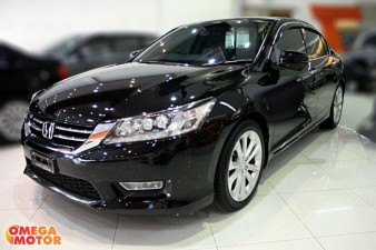 mobil bekas H. ALL NEW ACCORD 2.4 VTIL AT (KM 20.000)