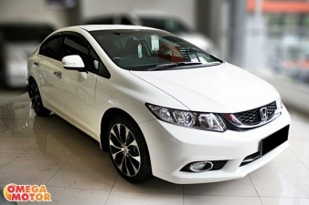 mobil bekas H. ALL NEW CIVIC 2.0 AT (KM 9.000)