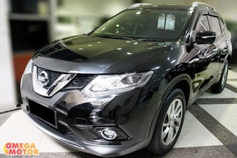 mobil bekas N. ALL NEW X-TRAIL 2.5 ST AT (KM 22.000)