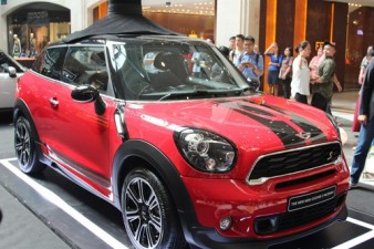 Omega Mobil Good Bye MINI Paceman