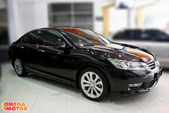Omega Mobil H. ALL NEW ACCORD 2.4 VTIL AT (KM 36.000)