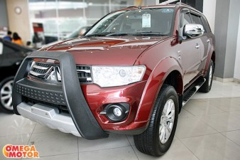 mobil bekas MITS. PAJERO S. EXCEED 2.5 AT (KM 27.000)
