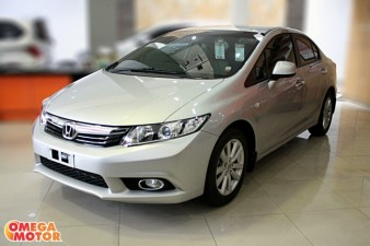 Omega Mobil H. ALL NEW CIVIC 1.8 AT (KM 23.000)