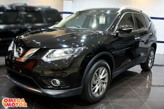mobil bekas N. ALL NEW X-TRAIL 2.5 ST AT (KM 9.000)