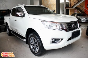 mobil bekas N FRONTIER NAVARA NP 300 VL 4X4 VGS TURBO + MECHANICAL AEROKLAS AT (KM 7.000)