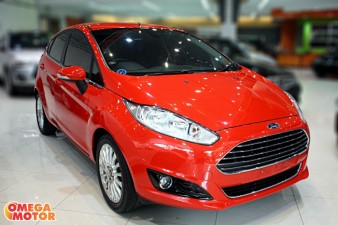 mobil bekas ALL NEW FORD FIESTA 1.5 S AT (KM 24.000)