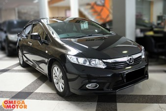 mobil bekas H. ALL NEW CIVIC 1.8 MT (KM 29.000)