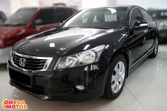 mobil bekas H. ALL NEW ACCORD 2.4 VTIL AT (KM 55.000)