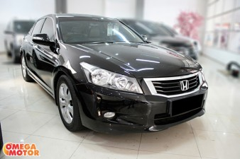 Omega Mobil H. ALL NEW ACCORD 2.4 VTIL AT (KM 55.000)