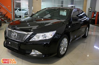 mobil bekas T. ALL NEW CAMRY 2.5 V AT (KM 23.000)