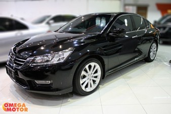 mobil bekas H. ALL NEW ACCORD 2.4 VTIL AT (KM 35.000)