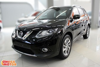 mobil bekas N. ALL NEW X-TRAIL 2.5 ST AT (KM 16.000)