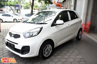 Omega Mobil KIA PICANTO MORNING 1.0 MT (KM 12.000)