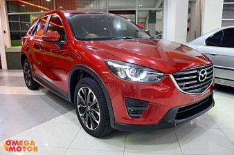 mobil bekas MAZDA CX5 GRAND TOURING 19 2.5 AT (KM 24.000)