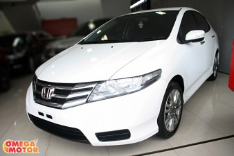mobil bekas H. ALL NEW CITY RS 1.5 AT (KM 32.000)