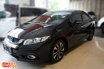 mobil bekas H. ALL NEW CIVIC 1.8 AT  (KM 21.000)
