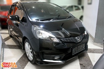 mobil bekas H. ALL NEW JAZZ RS 1.5 AT (KM 48.000)