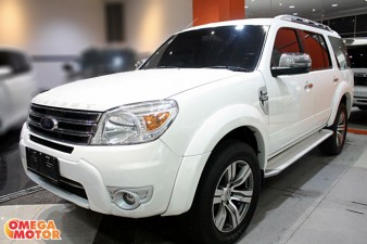 mobil bekas FORD EVEREST 2.5XLT LIMITED AT JOK KULIT (KM 48.000)