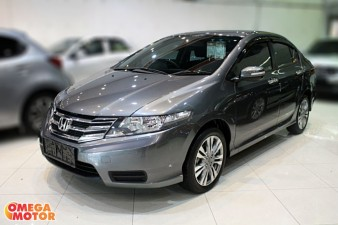 mobil bekas H. ALL NEW CITY RS 1.5 AT (KM 26.000)
