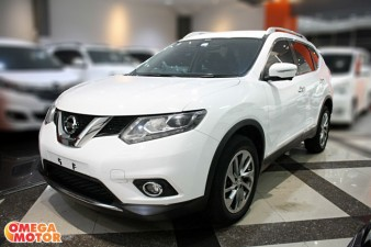 mobil bekas N ALL NEW X-TRAIL2.5 ST AT (KM 9.000)