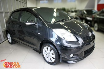 Omega Mobil T. YARIS 1.5 S LIMITED AT (KM 60.000)