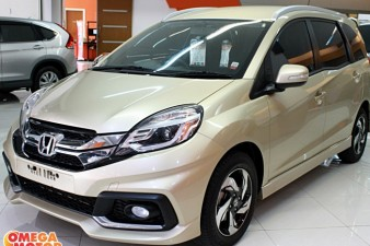 Omega Mobil H. MOBILIO RS 1.5 AT (KM 30.000)