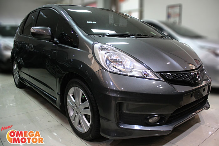 JUAL MOBIL honda H. ALL NEW JAZZ RS 1.5 AT (KM 41.000 ...