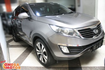 Omega Mobil KIA SPORTAGE 2.0 EX SUNROOF PANORAMIC, JOK KULIT ELECTRIC SEAT AT (KM 69.000)