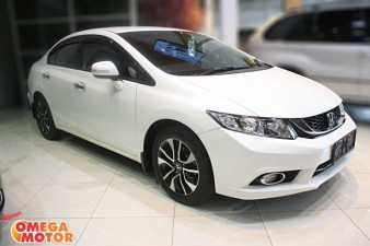 Omega Mobil H. ALL NEW CIVIC 1.8 AT (KM 29.000)